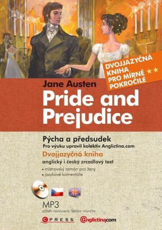 Pýcha a předsudek - Pride and Prejudice - Austen Jane [E-kniha]